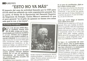 Reportaje a Carlos Minucci